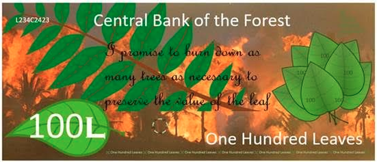 central bank of the forest