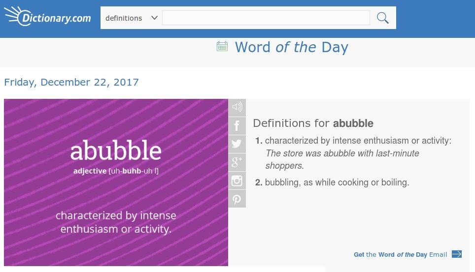 abubble