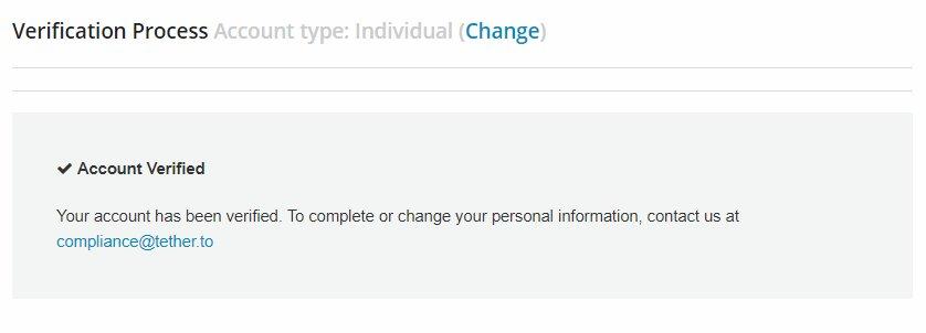 serdar account verification