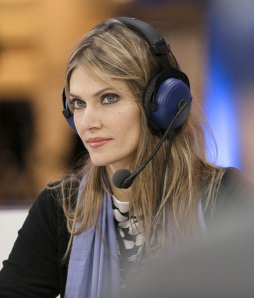 Eva_KAILI-_Citizens'_Corner_debate_on_fighting_against_corruption_in_EU_(15318842323)_(cropped)
