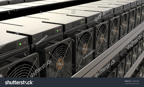 stock-photo-cryptocurrency-mining-farm-d-rendering-719593990