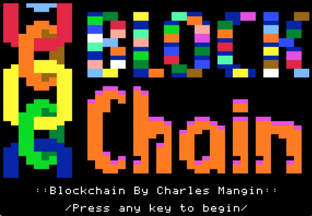 blockchain apple ii