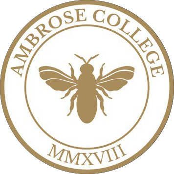 ambrose college logo