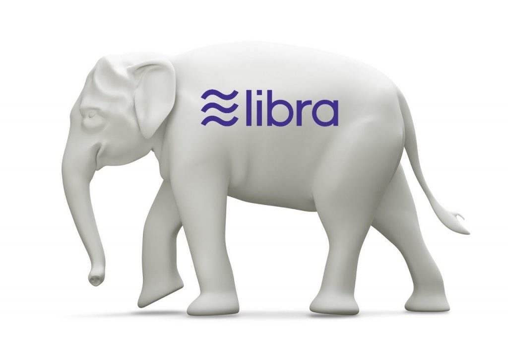 libra white elephant
