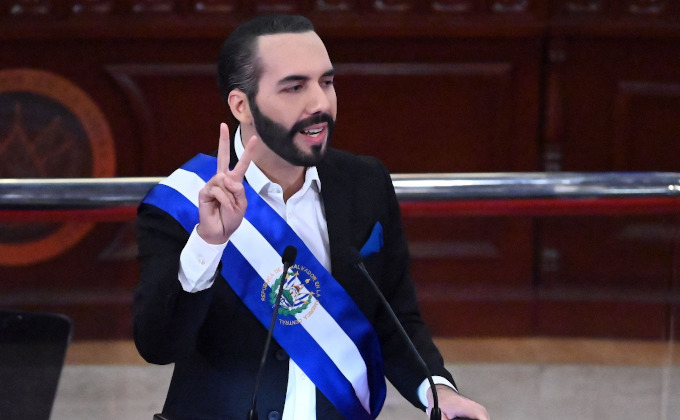 Foreign Policy:  El Salvador Is Printing Money With Bitcoin