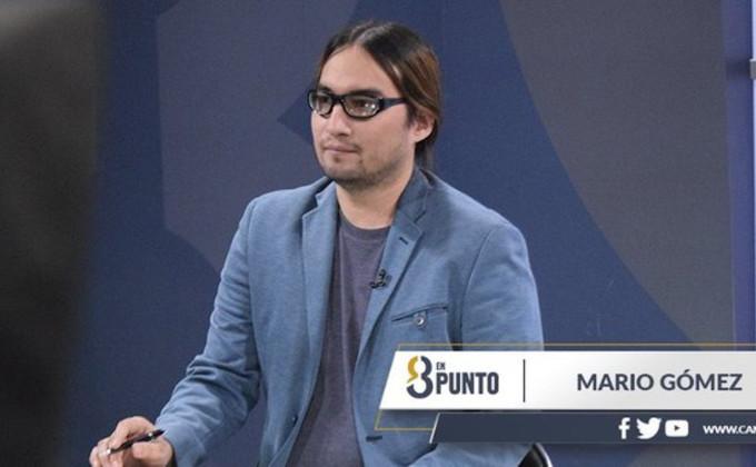 Bitcoin Law critic Mario Gómez